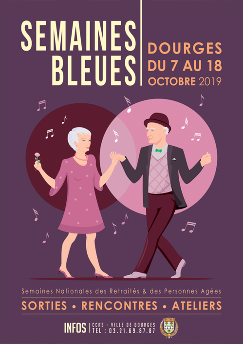 Semaines Bleues 2019